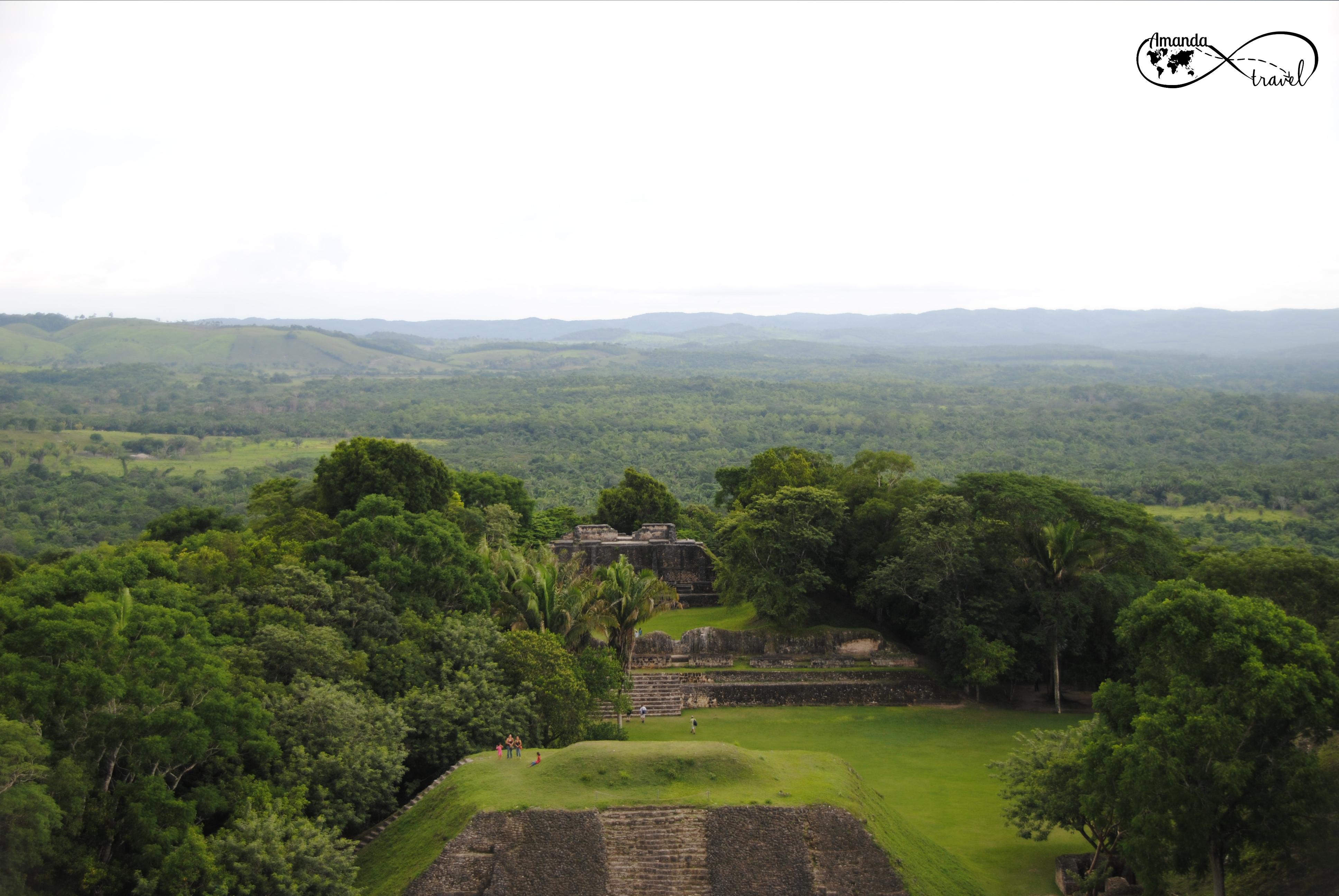 Maya Route uitzicht