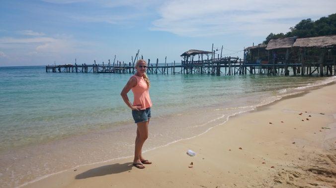 Vakantie Amanda