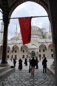 Sultan Ahmed Istanbul Turkije