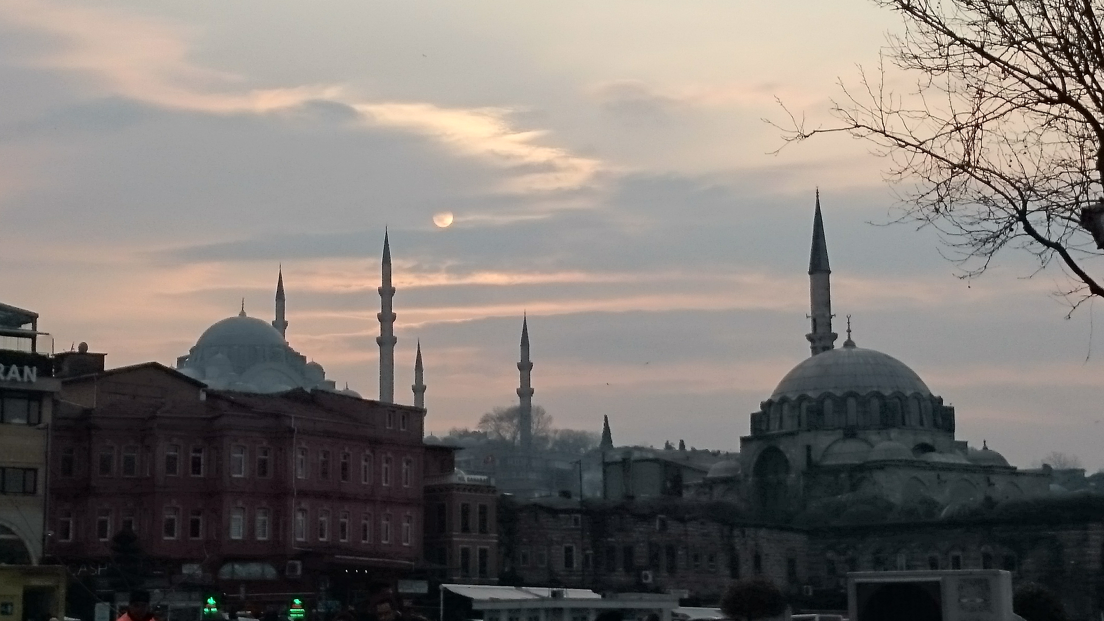 Istanbul, Europe meets Asia