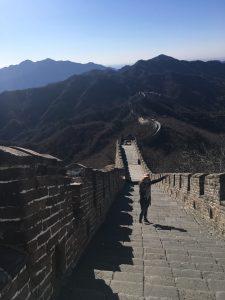 Mutianyu Chinese muur