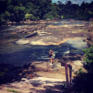 Isadou jungle Suriname