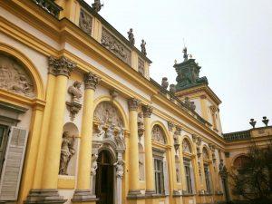 Oude centrum Warschau, Polen