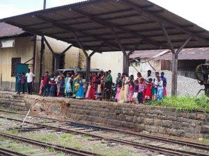 Treinreis Sri Lanka