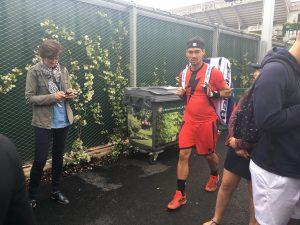 Roland Garros Fognini