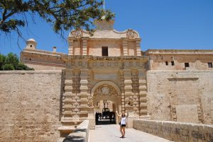 Mdina Malta Kings landing Game of Thrones