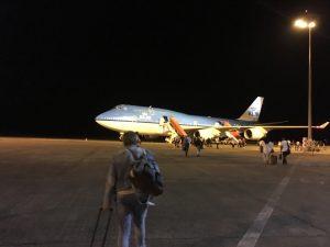 Boeing 737 KLM naar Suriname