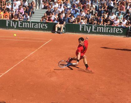 Roland Garros, Parijs