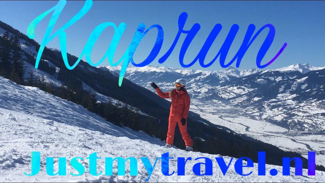 Snowboarden in Kaprun