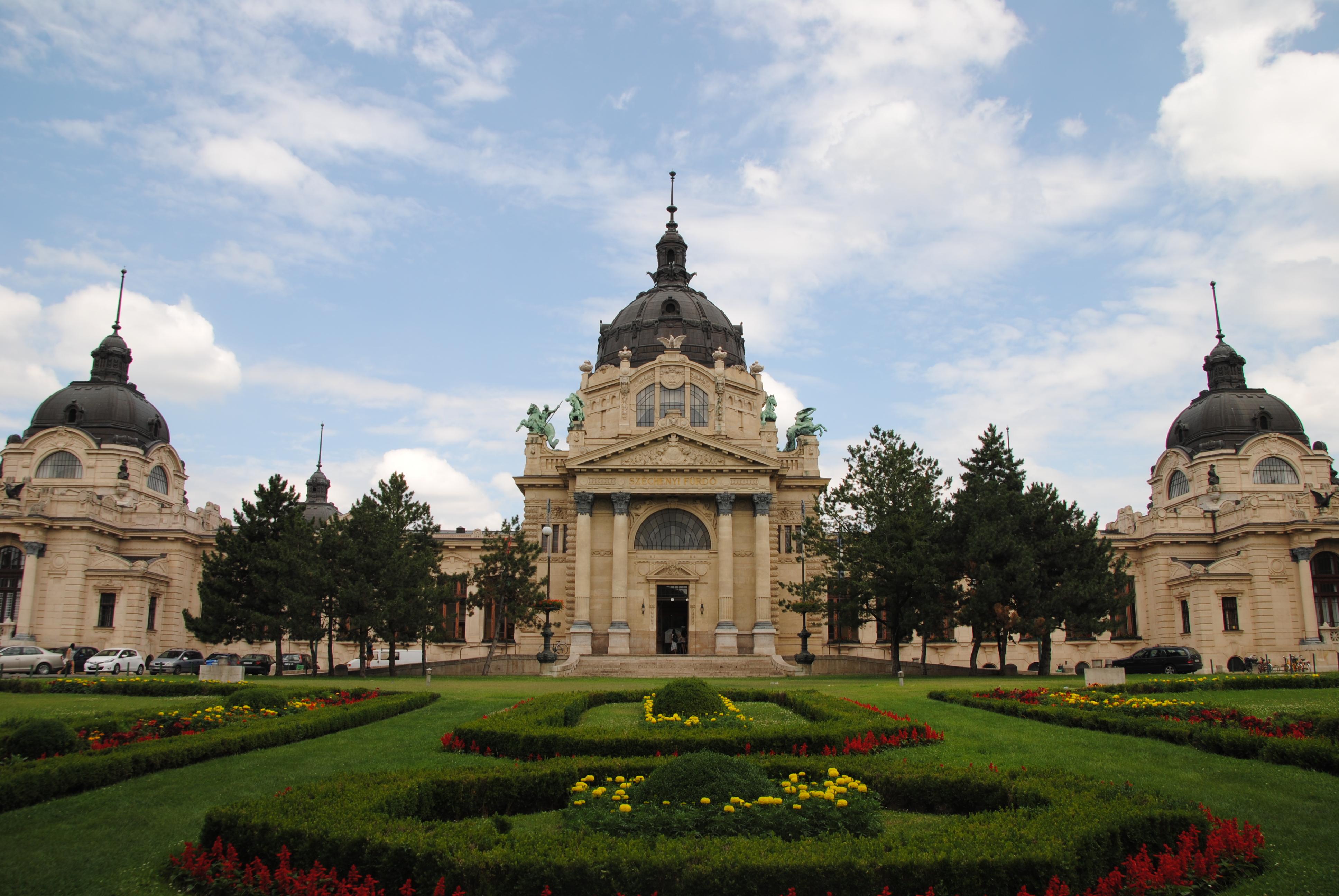 Boedapest, stad met de mooiste badhuizen