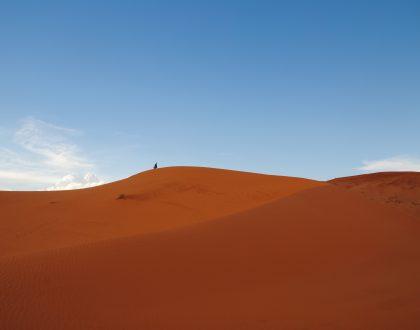 Duizend en èèn nacht, Sahara
