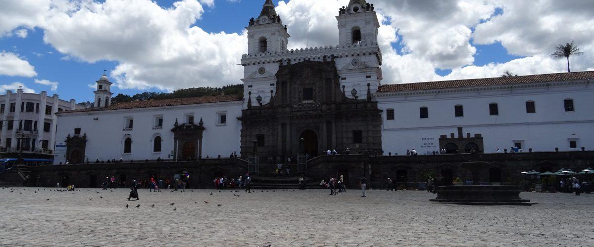 Exciting Ecuador