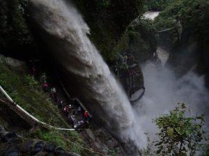 Ecuador waterval