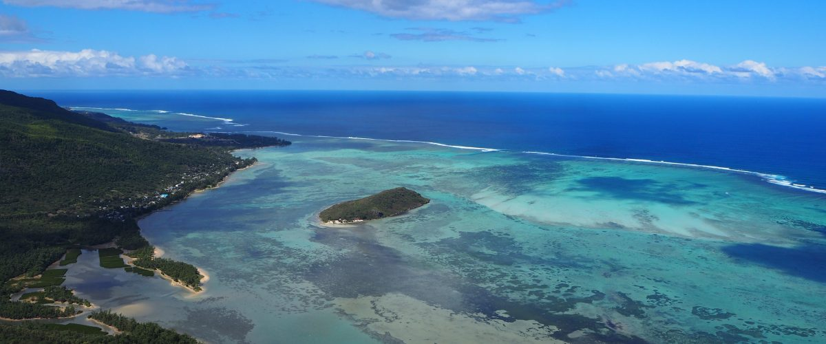 Mauritius, Pareltje in de zee