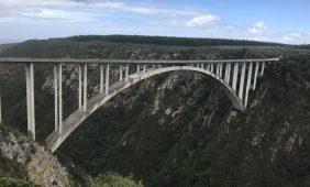 The Garden route, Zuid-Afrika