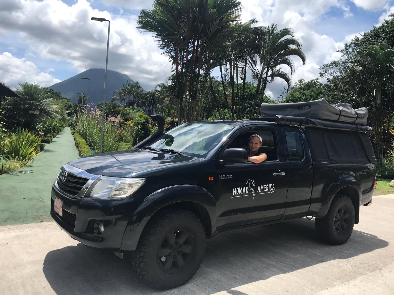 Avontuurlijke Roadtrip door Costa Rica met 4×4