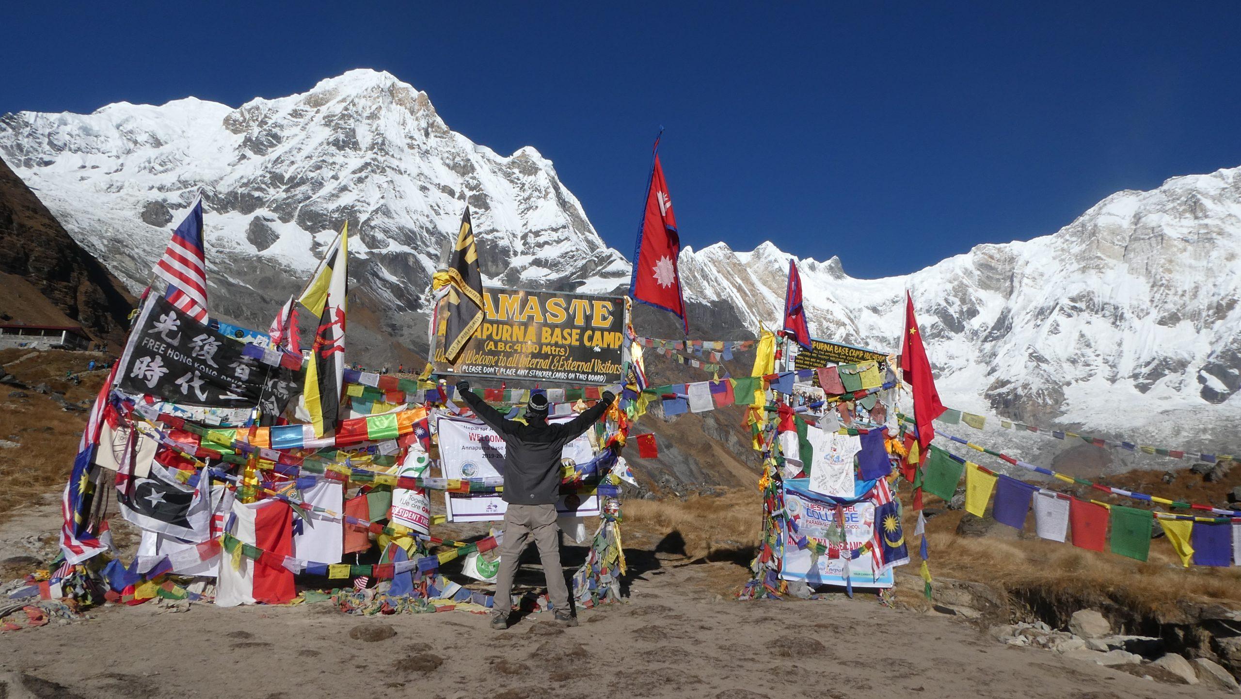 Nepal Base camp