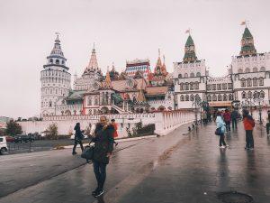 Markt Rusland