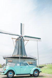 Oldtimer molen