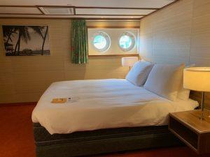 Slapen SS Rotterdam