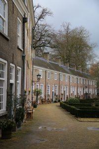 Historische kilometer Breda
